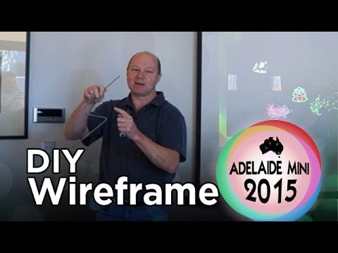 Adelaide Mini 2015 - DIY Wireframes