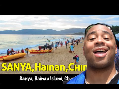 4 Days in Sanya, Hainan Island, China! | Beaches! Beaches! Beaches! | Don's ESL Adventure!