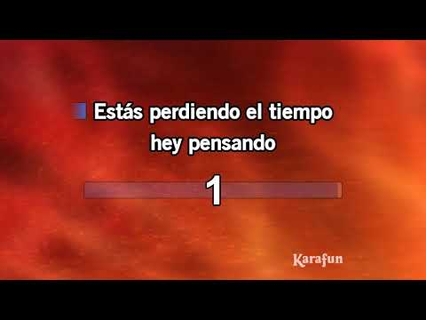 Karaoke Quizás, Quizás, Quizás - Celia Cruz *