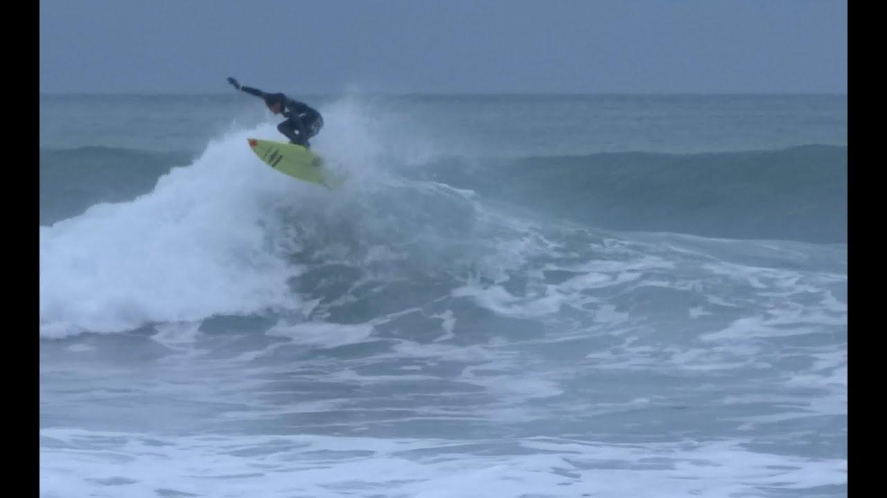 Surfer normandie