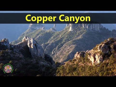 Best Tourist Attractions Places To Travel In Mexico | Copper Canyon Destination Spot