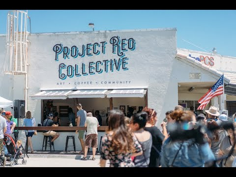 Project Reo Collective Grand Opening