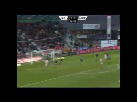 All Marvin Pourié goals for Silkeborg
