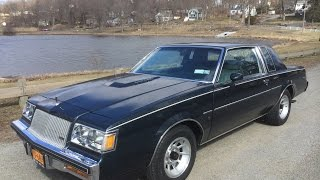 """TURBO-STEVE"" 1987 Turbocharged/Intercooled Buick V6 Regal FOR SALE!  6-9-2013"