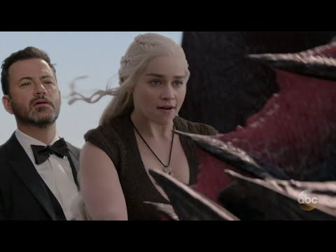 Jimmy Kimmel's Road to The Emmys