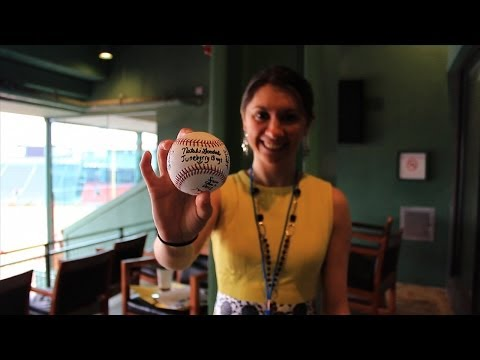The Grommet - Product Pitch 2014 at Fenway Park