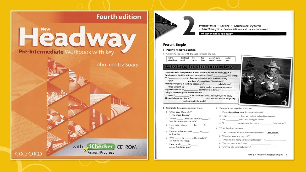 New Headway Plus Pre-intermediate Teachers Book