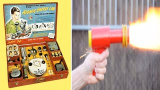 The Most DANGEROUS TOYS Of All Time 😱🔫 YouTube Videos