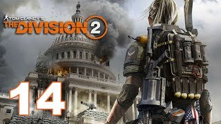 Imon Plays [The Division 2 (PC Solo)] #14 Day 9 - Road to World Tier 1