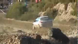 Rallysprint de Tierra  de Santa Cruz de Montes 2013