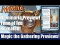Dominaria Preview: Time of Ice Revealed