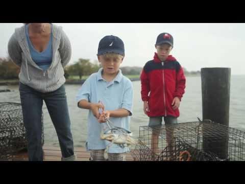 Nautica O2O Chesapeake Bay: THE IRONS FAMILY