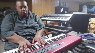 uphold me winans again performed by darius witherspoon 2 5 17