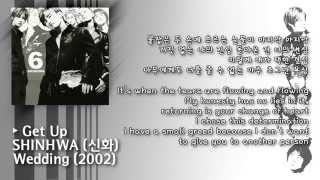 SHINHWA (신화) - Get Up