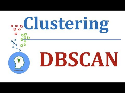 DBSCAN Clustering Algorithm In One Video | Algorithm And Python Code