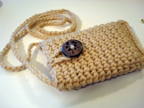 Vol 04 - Crochet Pattern for Cell Phones