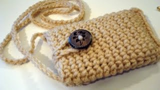 Repeat youtube video Vol 04 - Crochet Pattern for Cell Phones