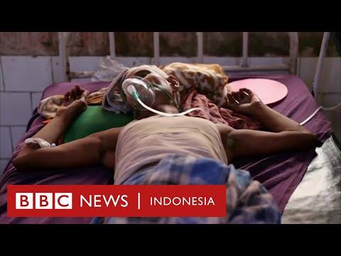 """Tsunami Covid-19 di India: """"Situasinya benar-benar di luar nalar"""" - BBC News Indonesia"""