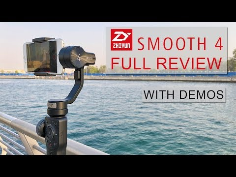 Zhiyun Smooth 4 - Literally EVERYTHING You Need To Know! Review + Tutorial