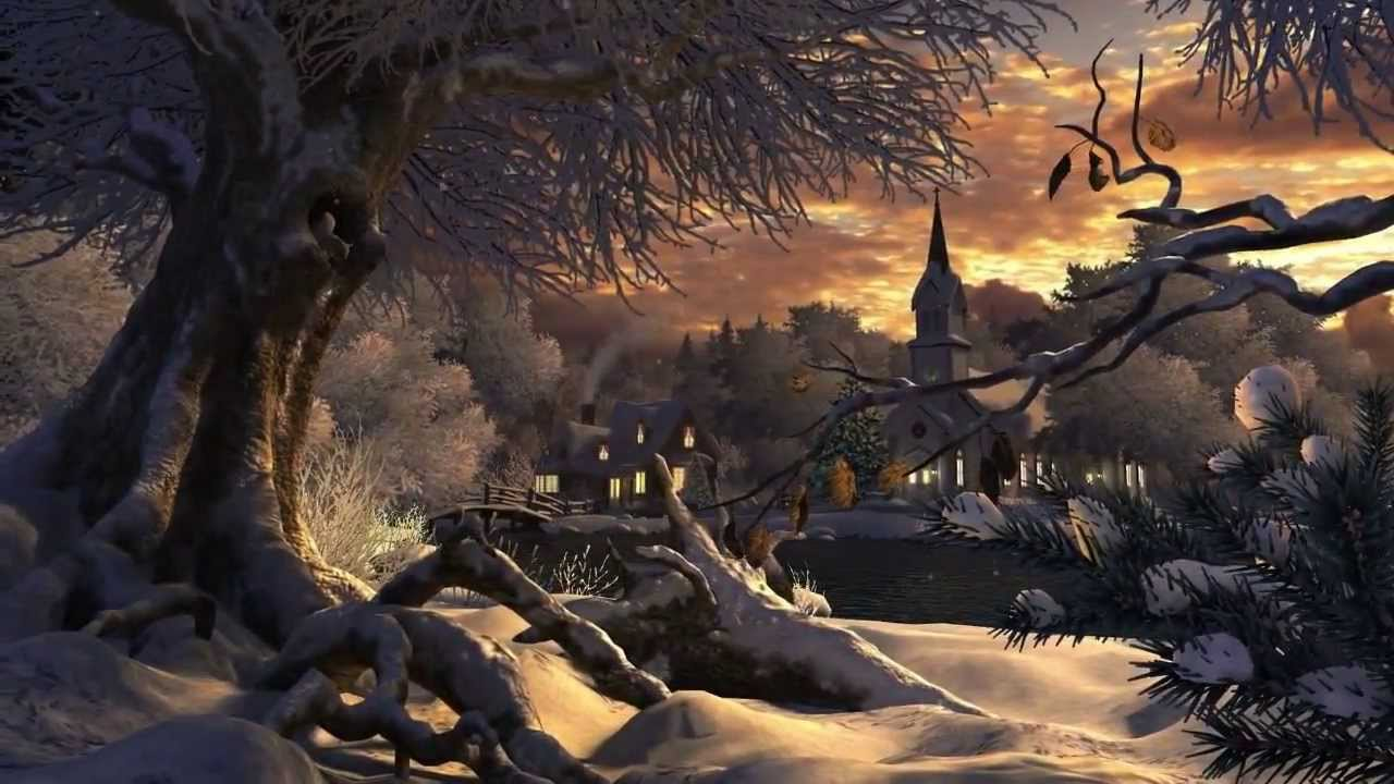 top3 winter screensavers free winter scenes screensavers for