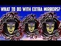 What to do with EXTRA mirrors! - Kingdom Hearts Union X