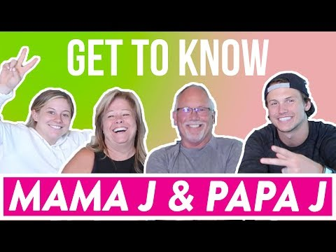 MEET MY PARENTS!!! | Shawn Johnson
