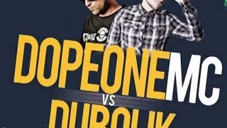 Dopeonemc vs Dubolik |volumeet presents burnin
