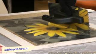 семинар по 3D наливным полам