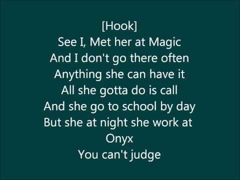 Rich Homie Quan   Can't judge her lyrics