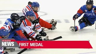 South Korea clinches first medal in 2018 Paralympics