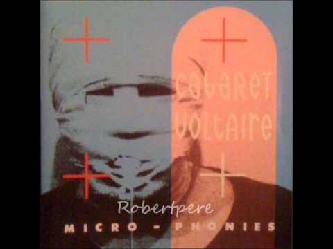 Cabaret Voltaire - Blue Heat (12Mix) - (Micro Phonies)  1984