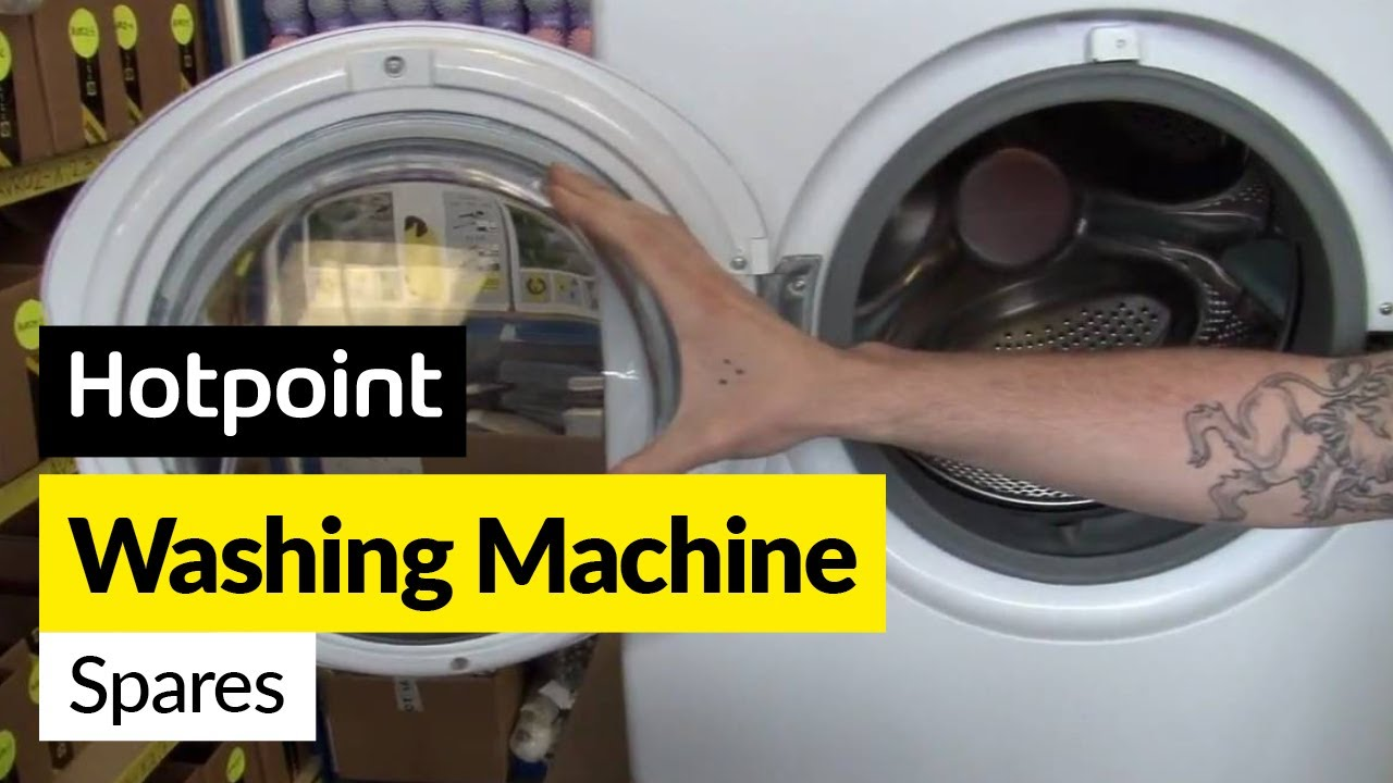 Hotpoint Washing Machine Spares hotpoint washing machine spares - youtube