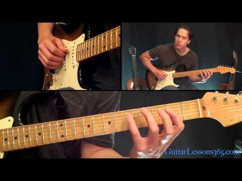 La Grange Guitar Lesson - ZZ Top - Famous Riffs