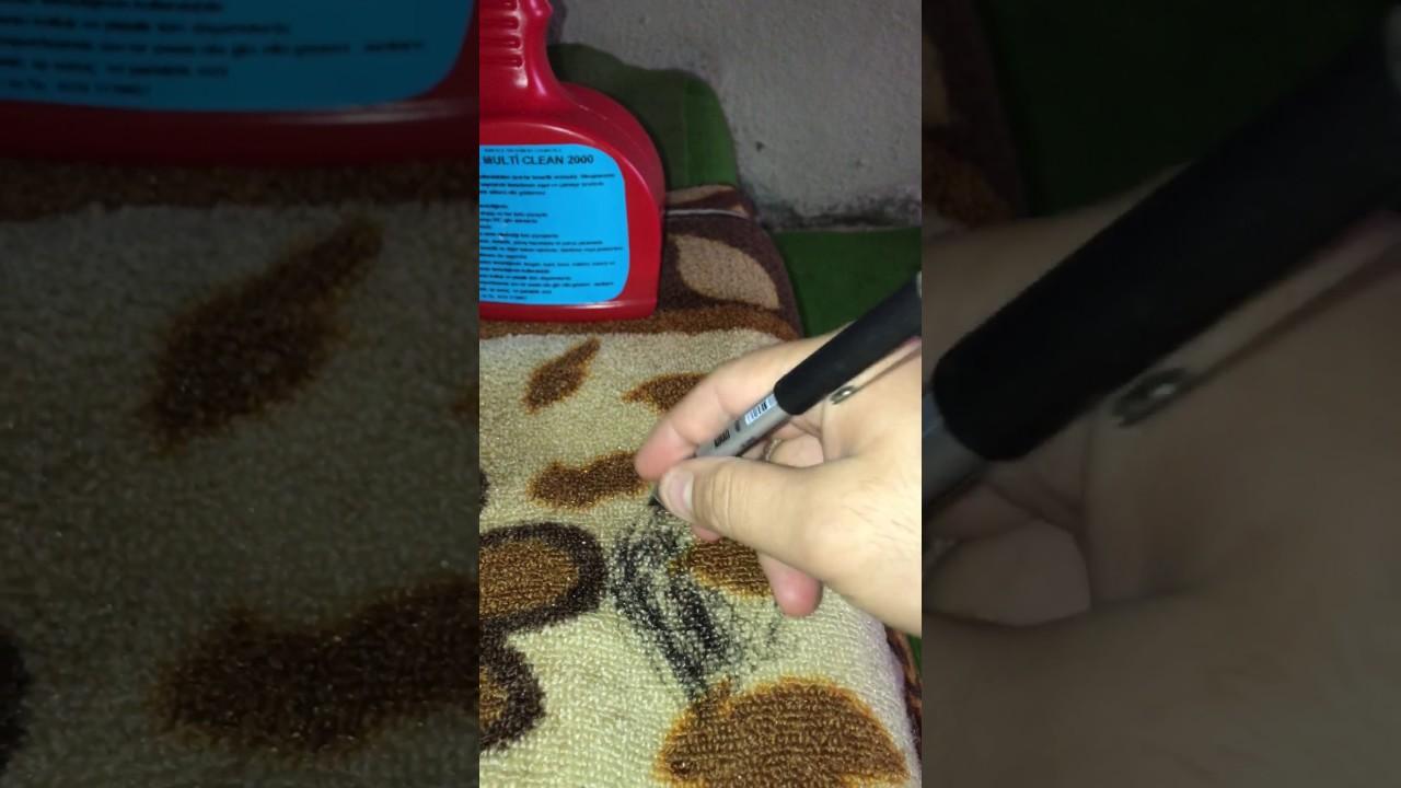 Eldeki Mürekkep Lekesi Nasıl Çıkar