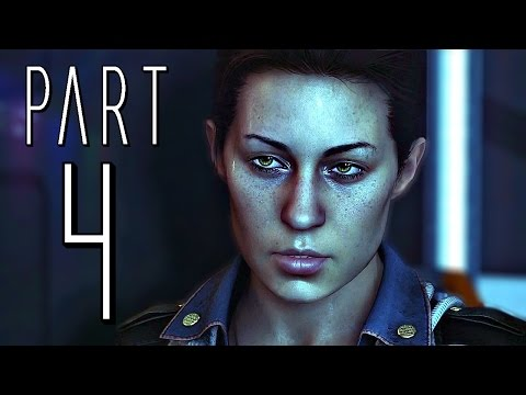 Alien: Isolation (PC) - Part 4 (Data Cell / Security Access Tuner / Keycard) Gameplay