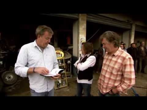Top Gear - Albania Special Xtra Footage The Puncture