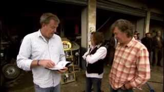 """Top Gear - Albania Special Xtra Footage """"The Puncture"""""""
