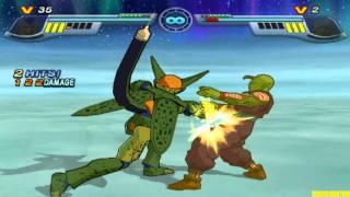 dbz infinite world online cell tico vs piccolo deadlyraveneo 12 fights