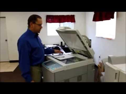 Fixing lines on copiers