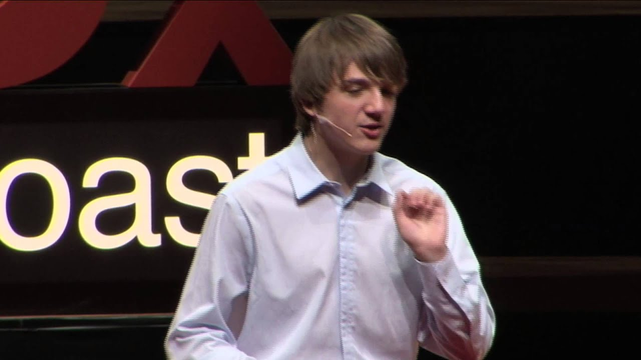 For A World Without Cancer: Jack Andraka at TEDxOrangeCoast