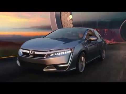 2018 Honda Clarity Plug In Hybrid Commercial Cuda Cars