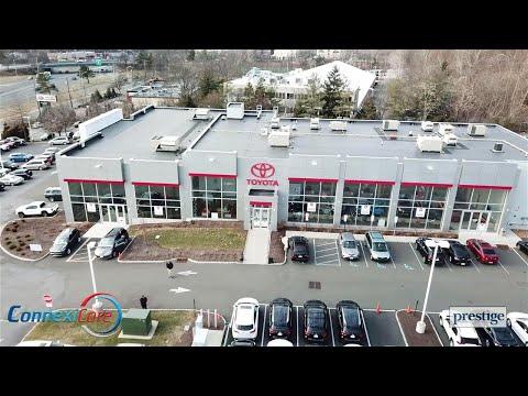 Prestige Toyota Ramsey Nj Drone Shoot