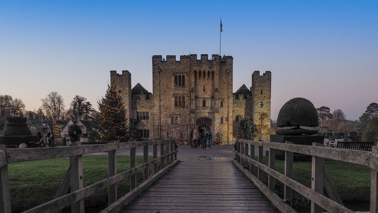 f12bb4dd8 Christmas at Hever Castle in Kent: 23 November - 24 December 2019