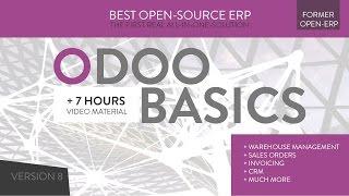 Odoo (OpenERP) Basics Online Video Course ShortIntro