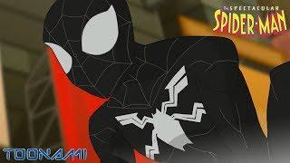 L'évasion (ep.11) | Spectacular Spiderman | Toonami