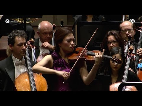 Bruch: Violin Concerto No. 1 - Rotterdam Philharmonic Orchestra and Ye-Eun Choi - Live concert HD