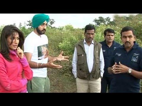 Actor Chitrangada Singh's bid to save our tigers