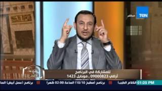 الكلام الطيب - الشيخ رمضان عبد المعز يرد على أسباب عدم إستجابة الله سبحانه للدعاء