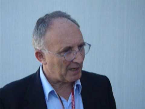 Geoffrey Lipman, Assistant Secretary General, UNWTO @ WTTC 2009