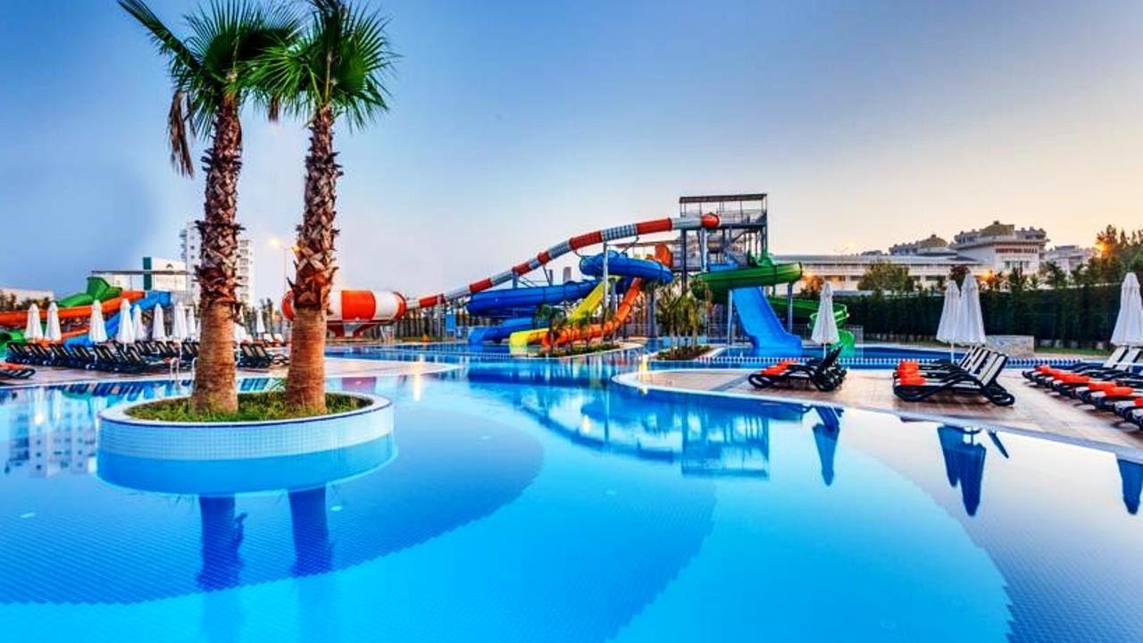 5 Stars Hotel You Sherwood Breezes Resort Ultra All Inclusive Lara Antalya